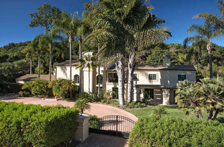 801  Via Tranquila, Santa Barbara in Santa Barbara County, CA 93110 Home for Sale