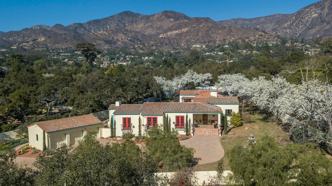 Property photo for 1520 Bolero Dr Santa Barbara, California 93108 - 18-429