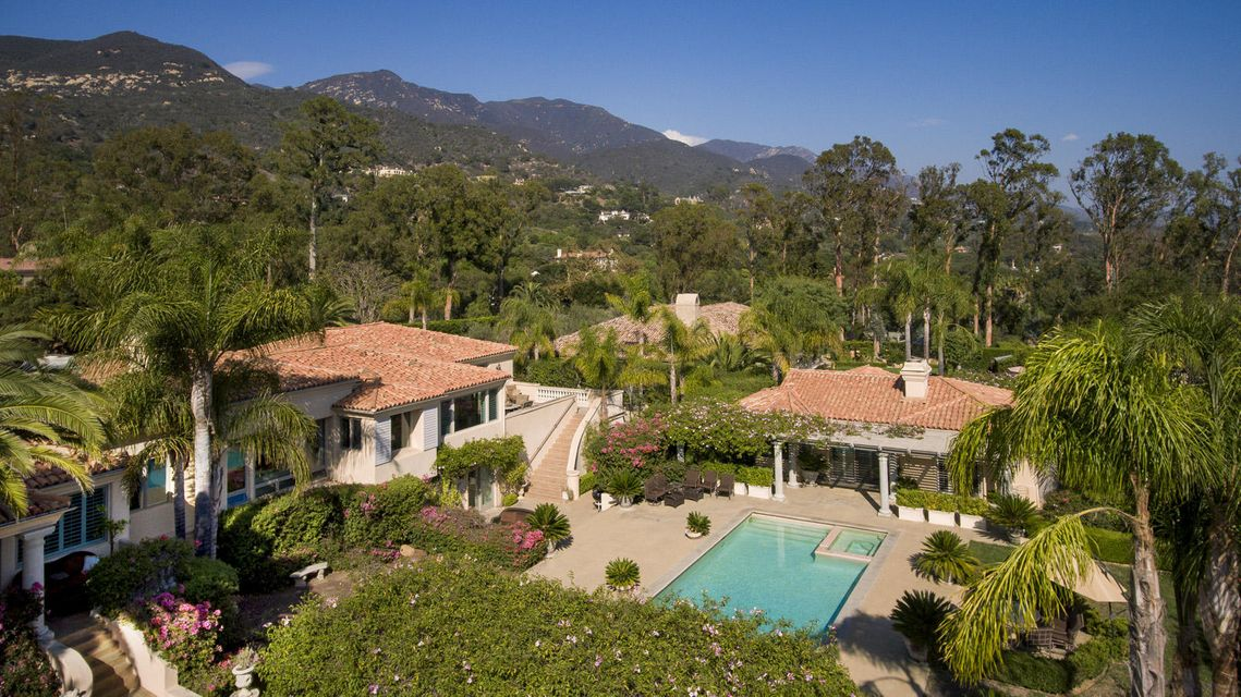 1417 E Mountain Dr, Montecito, California