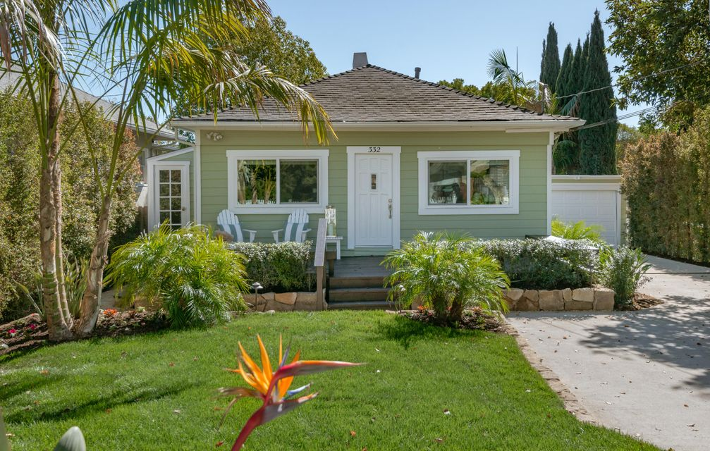 Photo of 332 E Valerio St, SANTA BARBARA, CA 93101