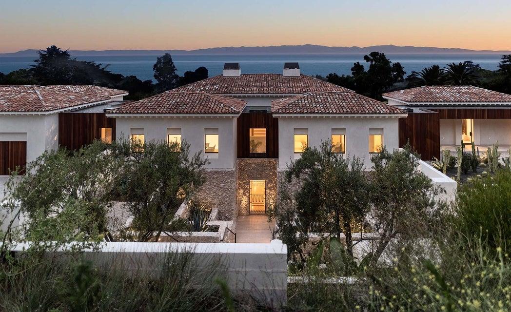 단독 가정 주택 용 매매 에 4160 La Ladera Rd 4160 La Ladera Rd Santa Barbara, 캘리포니아,93110 미국