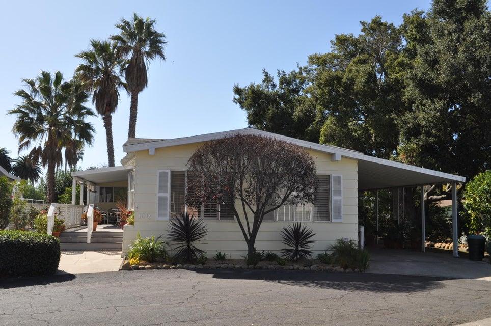 Property photo for 340 Old Mill Rd #190 Santa Barbara, California 93110 - 18-644