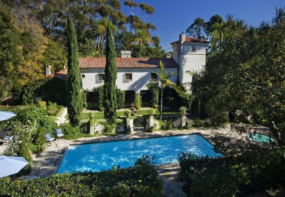 Estate for Rent at 779 Ayala Lane 779 Ayala Lane Montecito, California 93108 United States