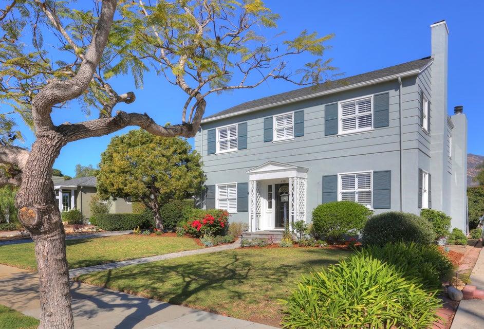 Property photo for 430 Stanley Dr Santa Barbara, California 93105 - 18-513