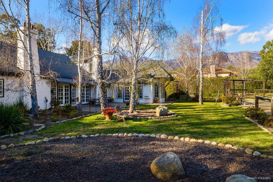 Property photo for 280 Santa Rosa Ln Montecito, California 93108 - 18-784