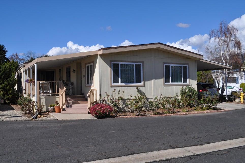 Property photo for 340 Old Mill Rd #192 Santa Barbara, California 93110 - 18-802