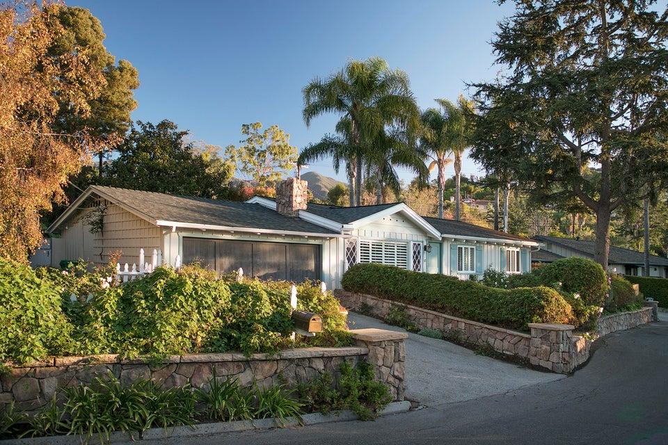 Property photo for 12 Rosemary Ln Santa Barbara, California 93108 - 18-889