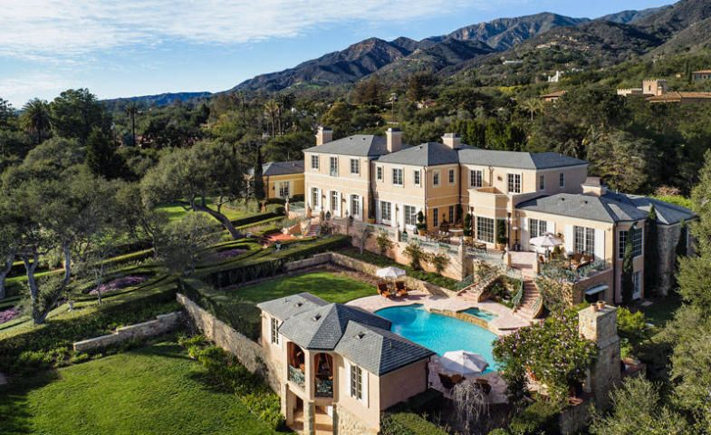 Property photo for 818 Hot Springs Rd Montecito, California 93108 - 18-1024