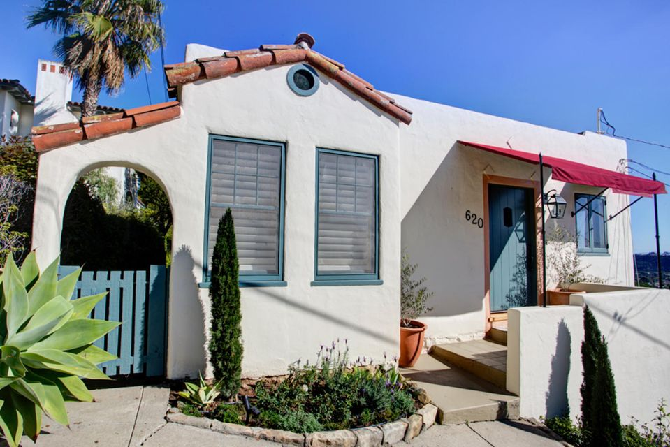 Property photo for 620 Sierra St Santa Barbara, California 93103 - 18-1122