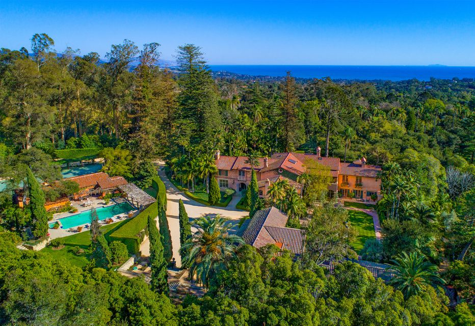 888  Cold Springs Rd, Montecito, California