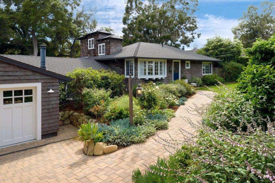 369  Paso Robles Dr, Montecito in Santa Barbara County, CA 93108 Home for Sale