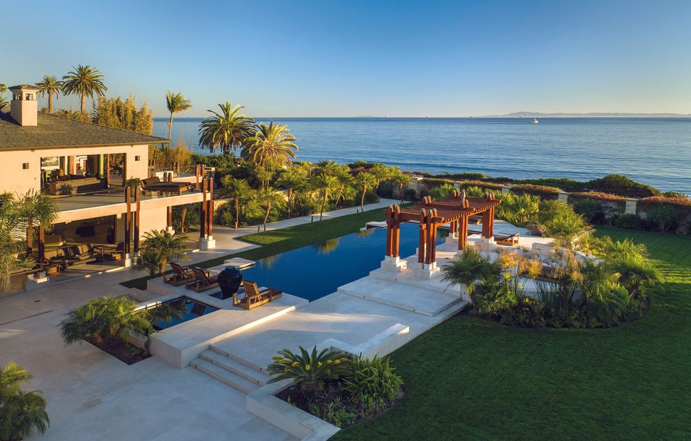 Estate for Rent at 1104 Channel Dr Drive 1104 Channel Dr Drive Montecito, California 93108 United States