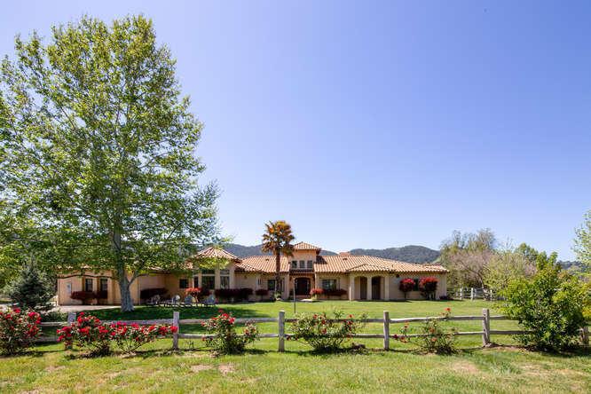 Property photo for 4084 Indian Way Santa Ynez, California 93460 - 18-1584