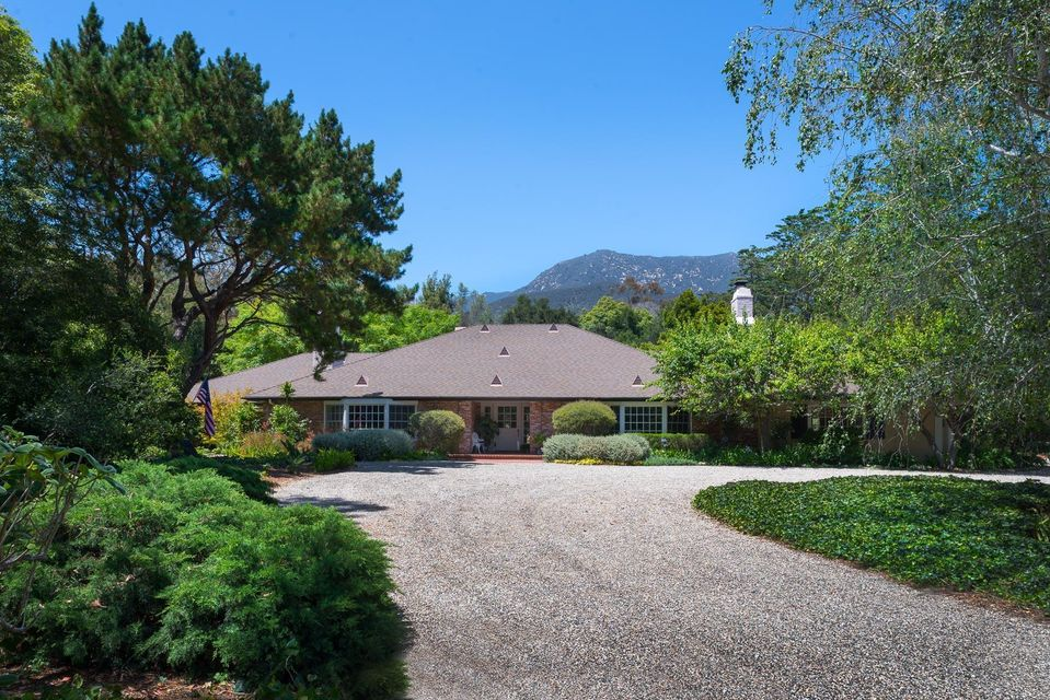 1864 E Valley Rd, Montecito, California