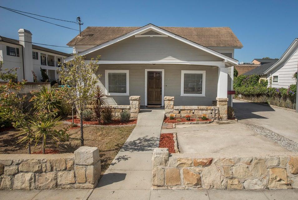 Property photo for 627 Olive St Santa Barbara, California 93101 - 18-1710