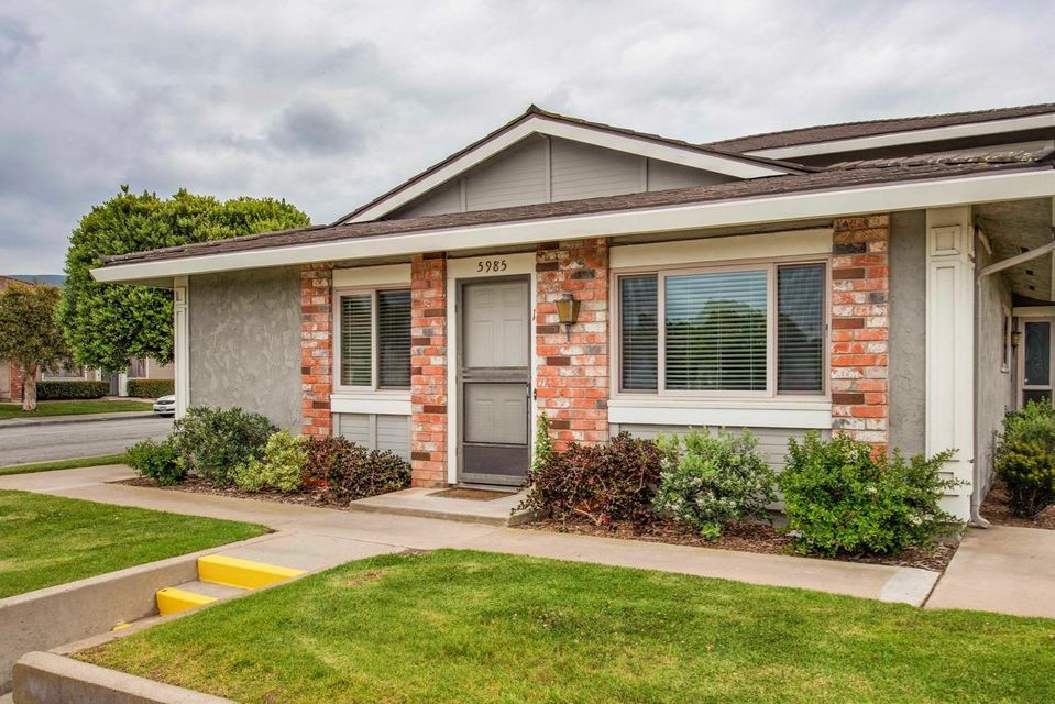 Property photo for 5985 Hickory St #1 Carpinteria, California 93013 - 18-1810