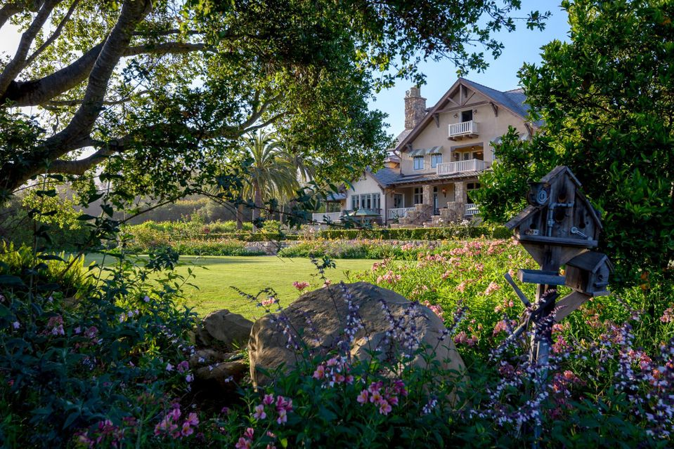 Estate for Sale at 4188 Foothill Road 4188 Foothill Road Carpinteria, California 93013 United States