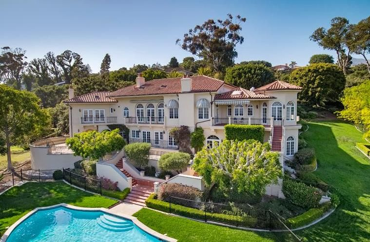 1147  Glenview Road, Montecito, California