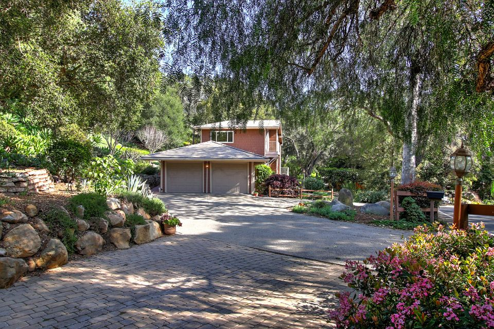 1100  Mission Canyon Rd, Santa Barbara in Santa Barbara County, CA 93105 Home for Sale