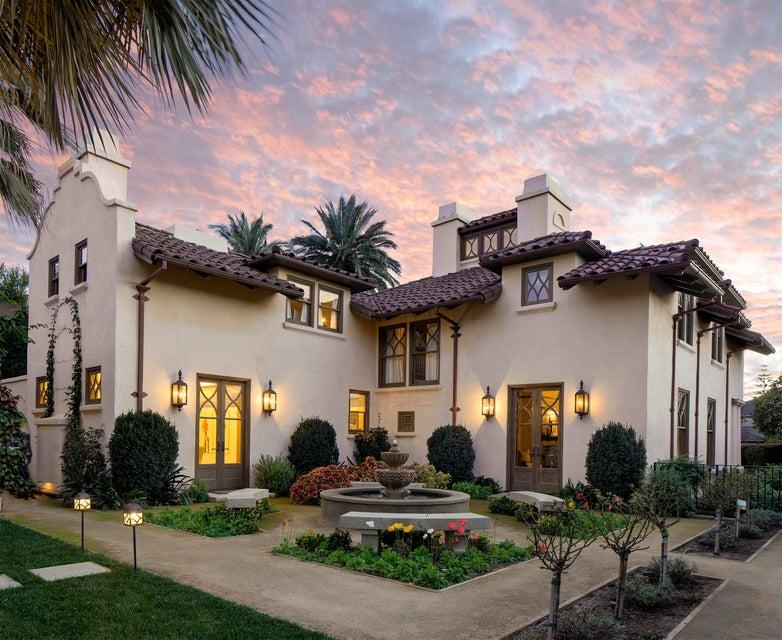 2050  Garden St, Santa Barbara, California