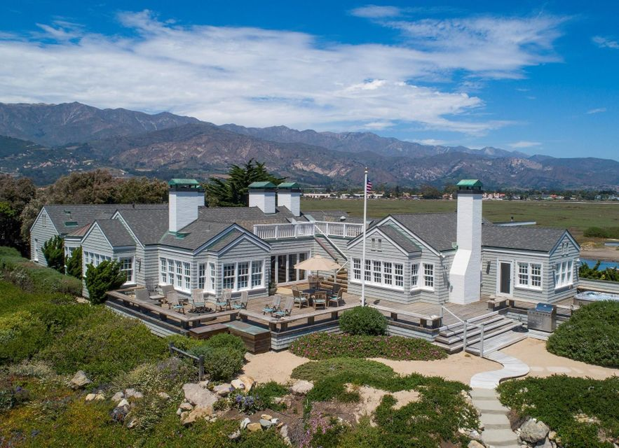 Estate for Sale at 571 Sand Point Road 571 Sand Point Road Carpinteria, California 93013 United States