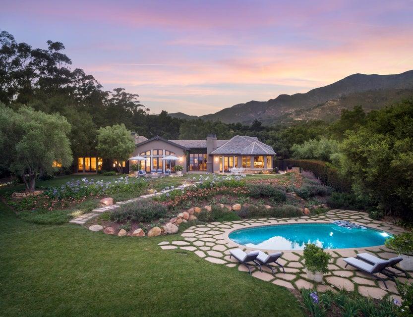 803  Picacho Ln, Montecito in Santa Barbara County, CA 93108 Home for Sale