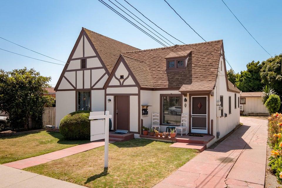 Property photo for 203 S Santa Cruz St Ventura, California 93001 - 18-2720