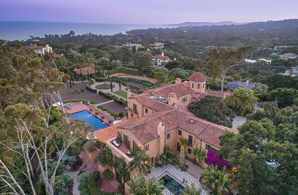 Estate for Rent at 296 Las Entradas Drive 296 Las Entradas Drive Montecito, California 93108 United States