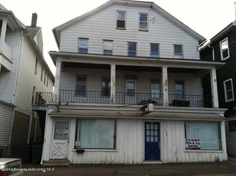 613 615 Prospect Ave,Scranton,Pennsylvania 18505,5 Rooms Rooms,Multi-family,615 Prospect,14-5790