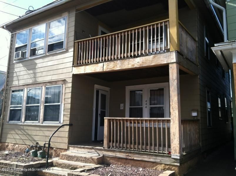 440 444 Willow St,Scranton,Pennsylvania 18505,3 Rooms Rooms,Multi-family,444 Willow,14-5799