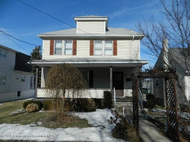 1018 Meadow Ave,Scranton,Pennsylvania 18505,3 Bedrooms Bedrooms,6 Rooms Rooms,1 BathroomBathrooms,Residential,Meadow,15-980
