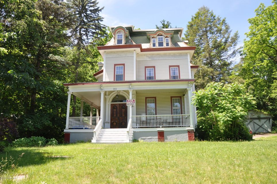 Beautiful restored Victorian in the heart of Towanda. Home features 7 bedrooms, 3 and a half baths, and large family room. Come see this historic home today!