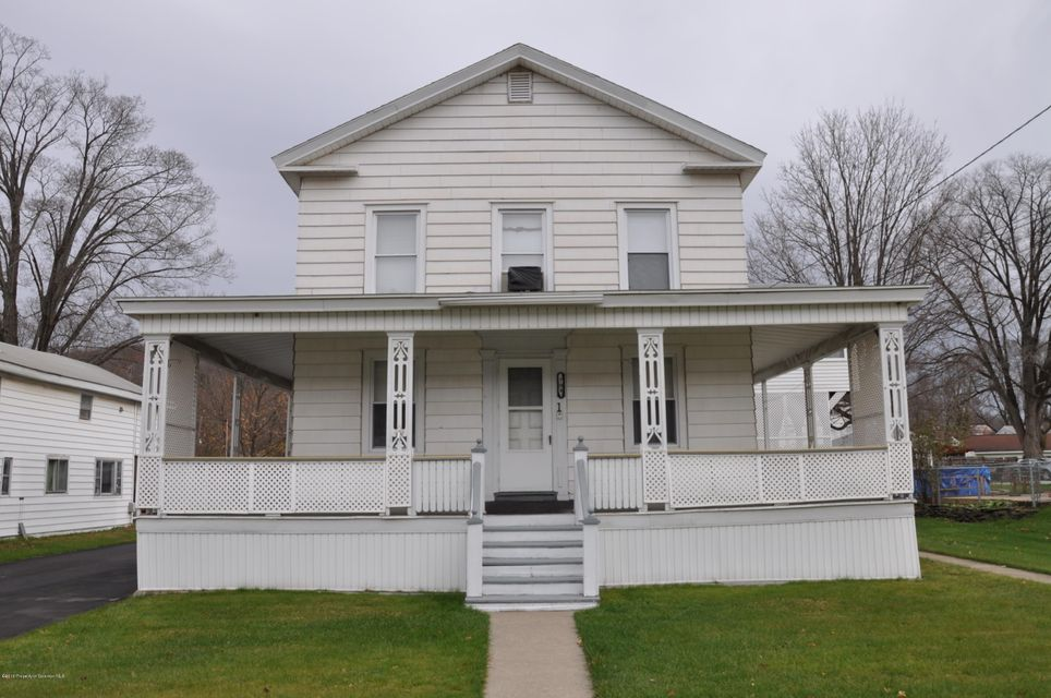Income producing property in New Milford. House features, 1-2 bedroom apartment, 1 bedroom apartment, and top floor large 2 bedroom apartment. Come and see this fantastic opportunity today.