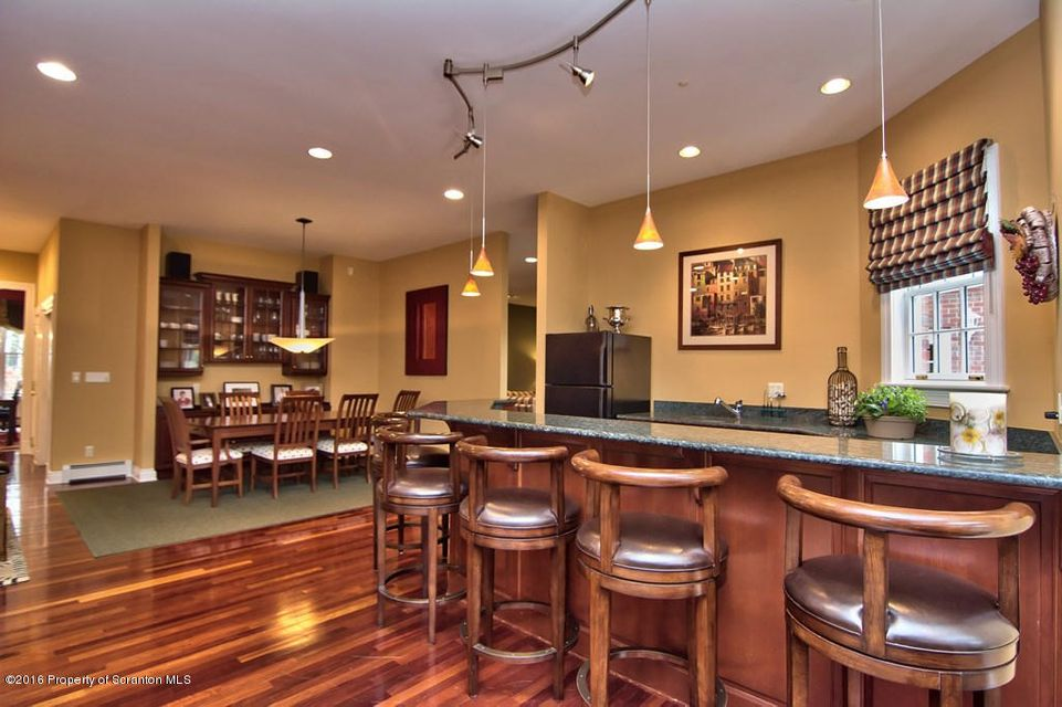 Kitchen Bar Area View 2