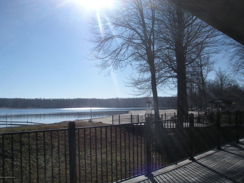 View of Eagle Lake from Clubhouse Deck