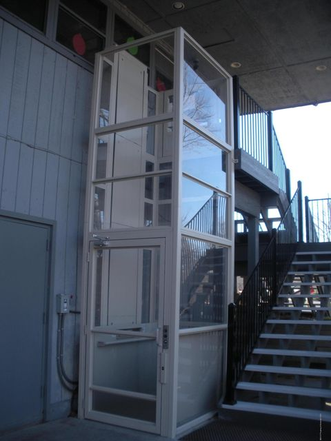 Handicapped Access to Clubhouse