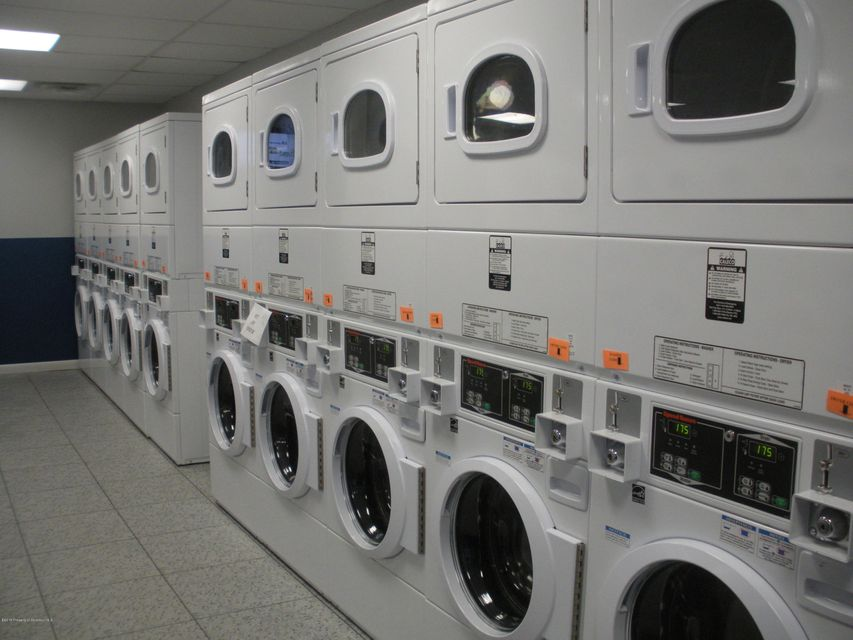Laundry Room at Clubhouse