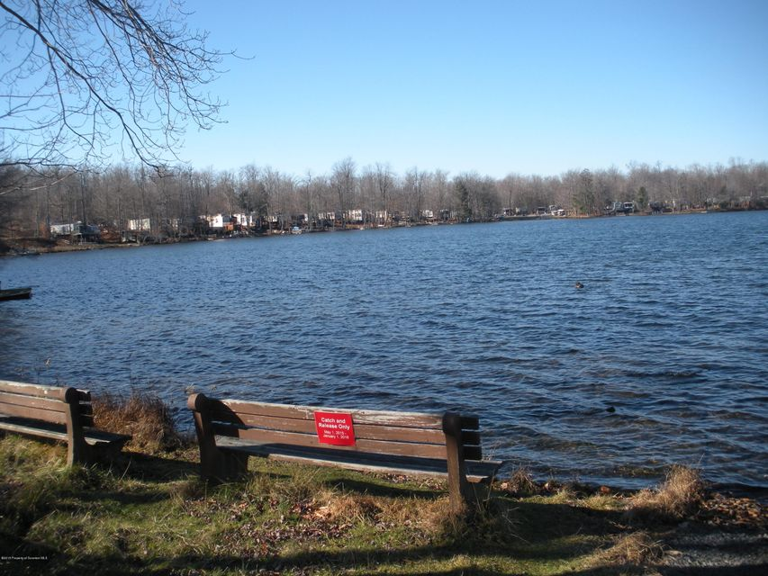 Benches at Lakeside