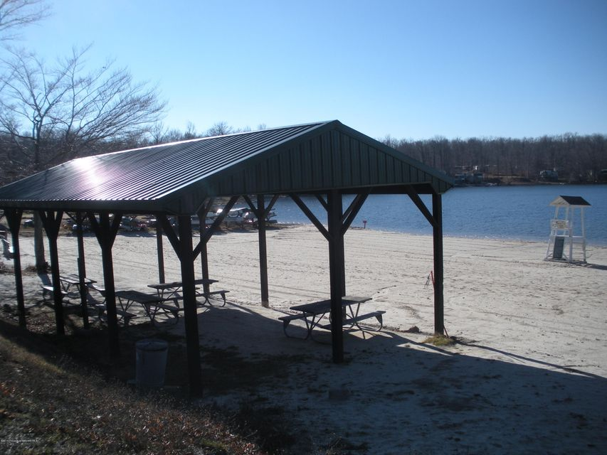 Picnic Pavilion near the Beach