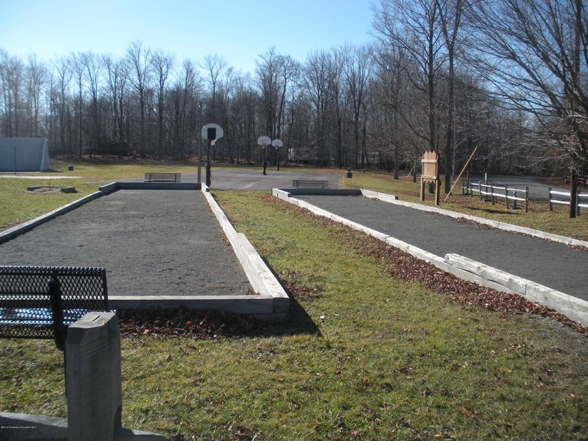 Bocci Ball Courts at Recreation Area