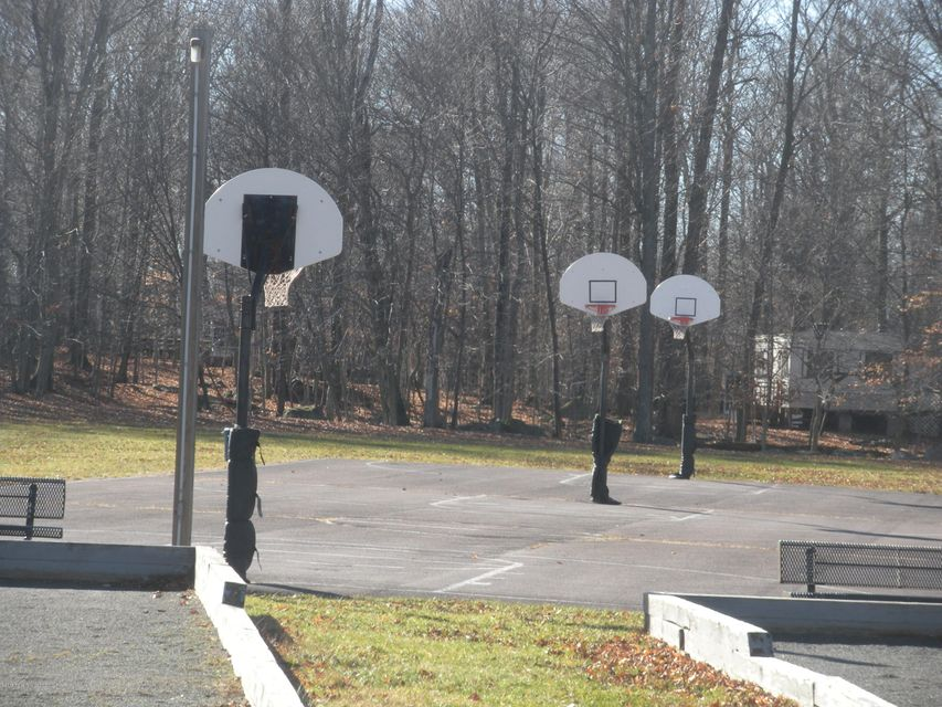 Basketball Courts at Recreation Area