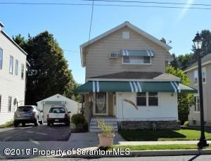 526 Washington Ave,Jermyn,Pennsylvania 18433,3 Bedrooms Bedrooms,7 Rooms Rooms,1 BathroomBathrooms,Residential lease,Washington,17-524