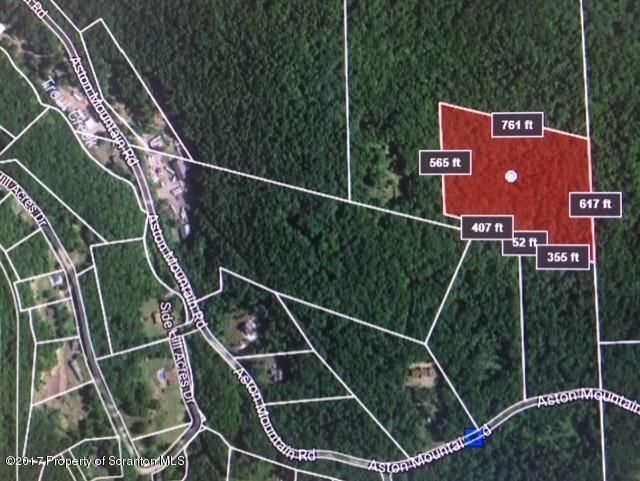 NO OF ASTON MOUNTAIN Rd,Spring Brook Twp,Pennsylvania 18444,Lot/land,NO OF ASTON MOUNTAIN,17-1030