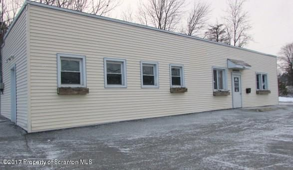 Newly remodeled office space, high traffic visible office location, plenty of parking and all utilities included.