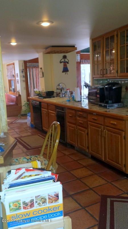 open kitchen view