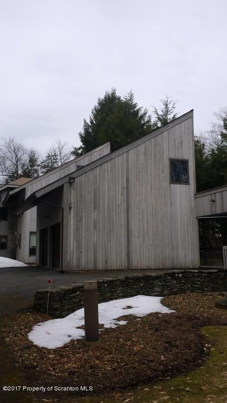 garage side view