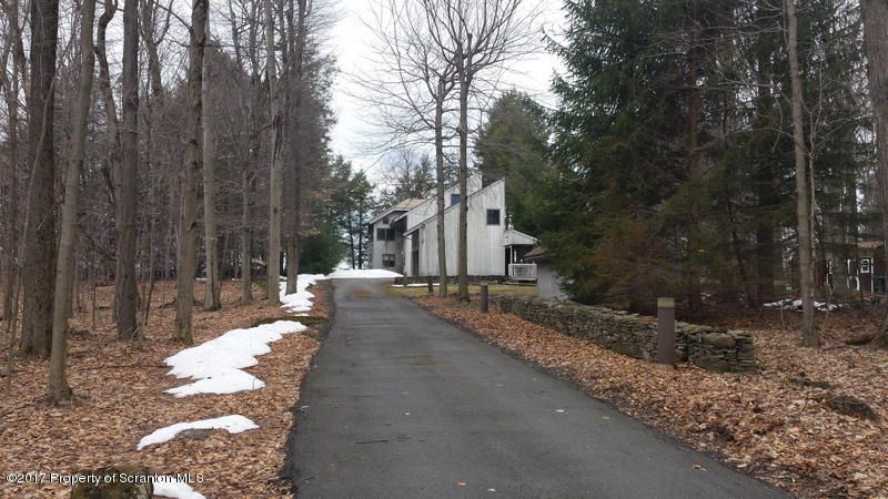 long private driveway