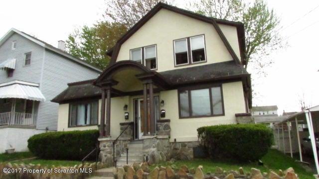 534 Genet St,Scranton,Pennsylvania 18505,2 Rooms Rooms,Multi-family,Genet,17-1760