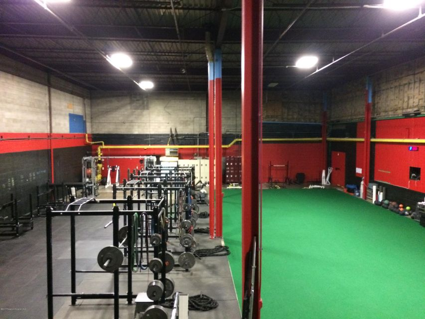 Fitness Facility higher elevation perspe