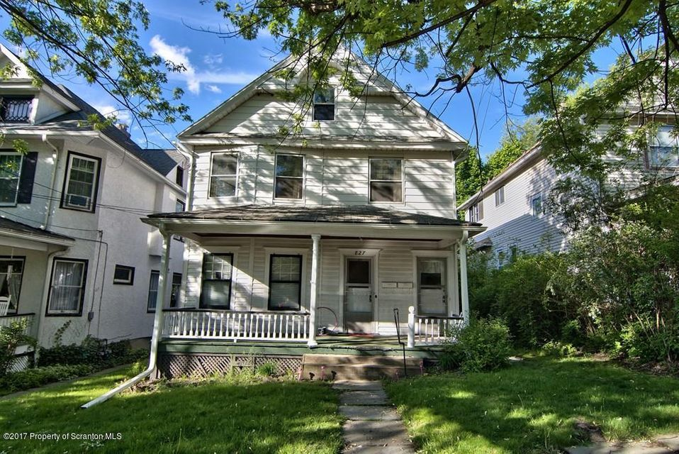 827 Columbia St,Scranton,Pennsylvania 18509,2 Rooms Rooms,Multi-family,Columbia,17-2190